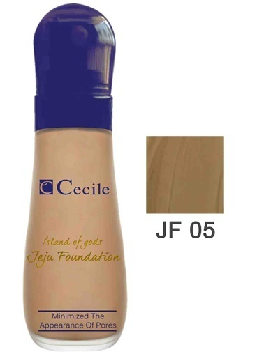 Cecile İsland Of Gods Jeju Foundation Jf05 Ten